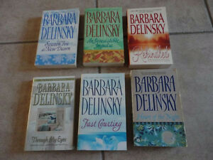 LARGE LOT OF BOOKS BY BARBARA DELINSKY London Ontario image 4