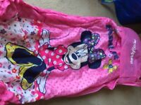 Kids Minnie Mouse ready bed