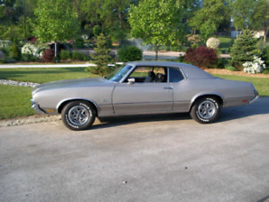 1972 Cutlass Supreme Numbers Matching Factory M20 4 speed