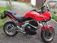 2008 Kawasaki Versys 650 Reduced Price