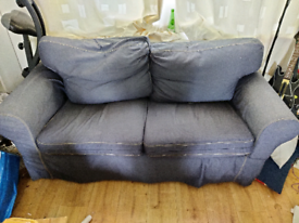 Ikea Ektrop 2 Seater Sofa
