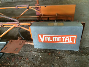 Monte balle de foin Val Métal excellente condition