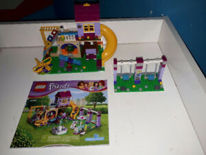 *LEGO FRIENDS PARK SET*