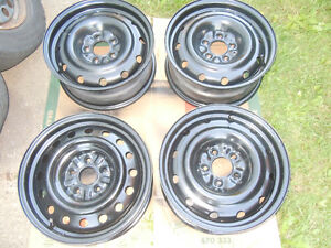 4 Rims in good condition