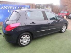 2009 Peugeot 308 1.6 HDi FAP S 5dr