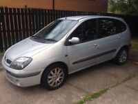 Renault scenic breaking for parts
