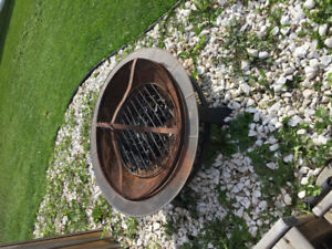Little old fire pit for free