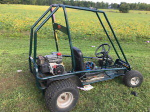 Selling this go-kart