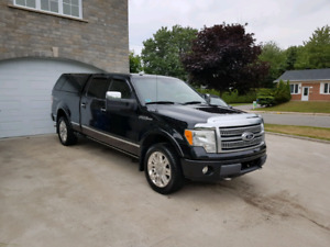 Ford f150 platinum 2009