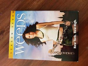 Weeds dvd season 7 set