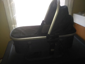 First wheels carrying cot