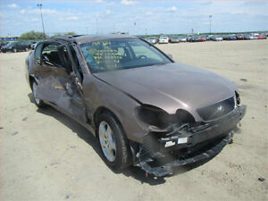 LEXUS (GS CLASS 300/400/430/ FOR PARTS ONLY)