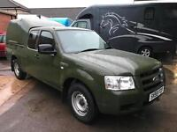 2008 FORD RANGER S C 2WD Super Cab Suicide Rear Doors