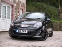 Vauxhall corsa limited Edition 3dr 12 month mot * full service history 2 owner