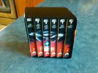Star Trek VHS Collector Set