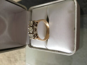 Gorgeous Engagement or Anniversary ring.