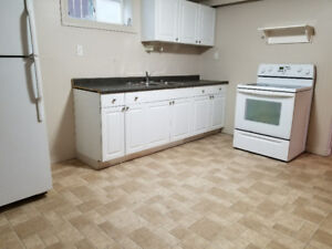 50 PERCENT OFF FIRST MONTH!! 2 Bedroom Baement suite in Dover