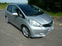 2011 Honda Jazz 1.4 i-VTEC EX 5dr CVT Auto Hatchback Petrol Automatic