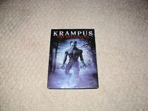 KRAMPUS 1 & 2/UNBORN DVDS SET FOR SALE!