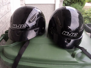 2 casque de moto