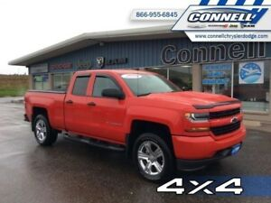2016 Chevrolet Silverado 1500 Custom  - A/C -  Bluetooth - $201.