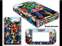 Nintendo Wii U 'Super Heroes' Vinyl NEW