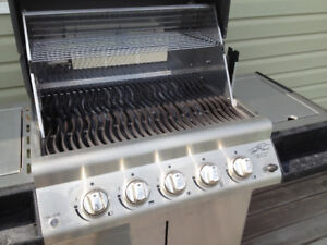 BBQ Never Used. Natural Gas