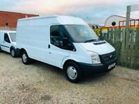 Ford Transit Mwb And Semi High Roof 12 Reg No Vat Great Condition Px Welcome