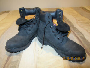 "Timberland 6"" Waterproof Premium Boots - Women's Size 9"
