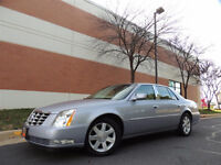 BEAUTIFUL BABY BLUE CADILLAC DTS FULLY LOADED