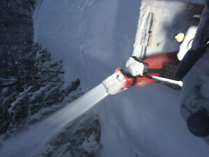 Selling my barely used Craftsman Snowblower