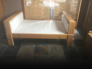 Infant to pre-teen 3 in 1 bed for sale