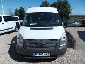 Ford Transit 300 Shr Bus 9 Str Mpv 2.2 Manual Diesel