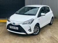 2020 Toyota Yaris 1.5 VVT-h Icon E-CVT (s/s) 5dr Hatchback Petrol/Electric Hybri