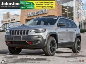 2019 Jeep Cherokee Trailhawk 4x4  - Navigation - $139.87 /Wk