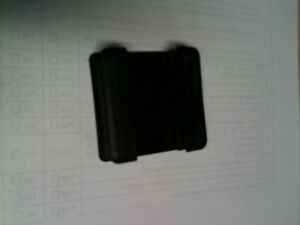 """2 inch Sq. tube end caps the price for the 2""""x 2"""" black Kitchener / Waterloo Kitchener Area image 2"""