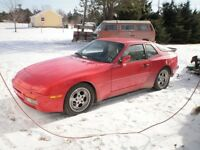 1986 Porsche 944 TURBO Coupe (2 door)