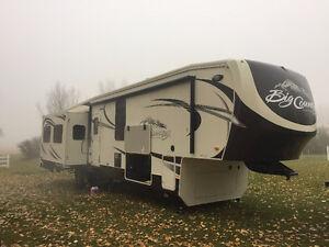 Heartland Big Country 3950 FB Fifth Wheel Camper Trailer (no GST