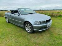 2004 BMW 3 Series 318 Ci SE 2dr Auto SPARES OR REPAIR CONVERTIBLE Petrol Automa