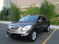 AFFORDABLE LUXURY 2008 Buick Enclave