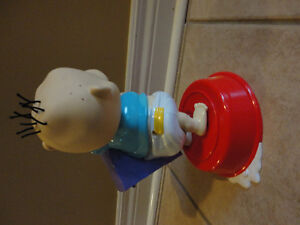 RUGRATS TOY TOMMY PICKLES TALKING DOLL BATTERY OPERATED London Ontario image 3