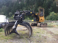 tigercat log loader