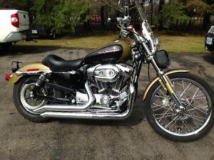 Harley Davidson XL1200C Sportster