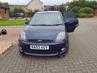 Ford Fiesta few mods swap