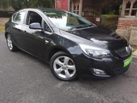 Vauxhall Astra 1.4i 16v VVT SRi