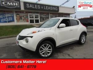 2013 Nissan Juke SL  AWD, NAV, CAMERA, LEATHER, ROOF, HS, BT