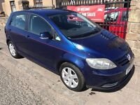 (56) VW GOLF PLUS 1.9 TDI SE, 1 YEAR MOT, WARRANTY, NOT MERIVA CMAX TOURAN IGNIS FOCUS
