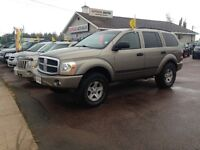 2006 DODGE DURANGO SLT PLUS 4X4 SUV, LIFTED