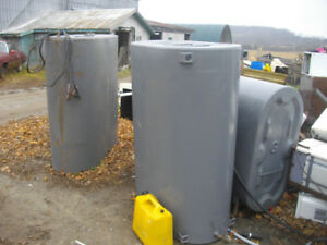 FURNACE AND OIL TANK REMOVAL