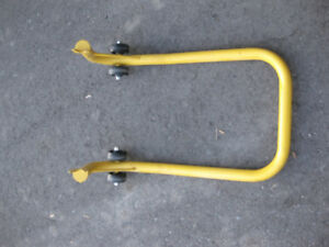 Rear Motorcycle stand